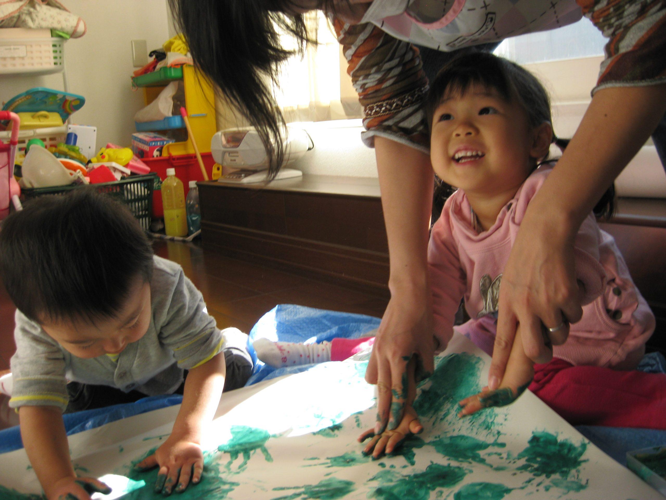 1歳半からの母子分離教室 よちよちクラス